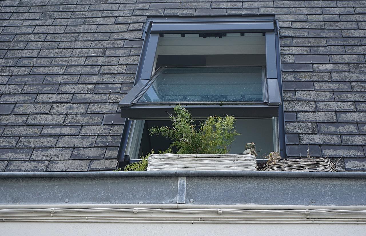 Quels sont les avantages d'une fenêtre de toit ?
